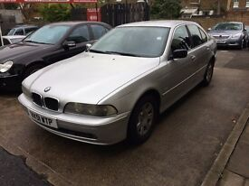 BMW 5 SERIES 2.2 520i 4dr NICE CLEAN CAR GOOD RUNNER