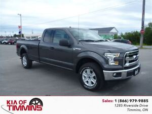 2017 Ford F-150 XLT 5.0L 8 Foot Box Extremely Low Km!