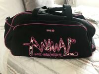 Designer brand ANIMAL large Travel luggage bag suitcase holdal SUPERB condition