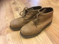Scruffs Steel Toe Boots 10