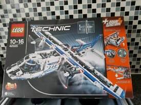 Lego Technics Cargo Plane 42035