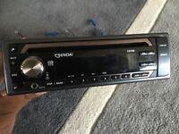Sendai Car CD player * MP3 , iPod aux