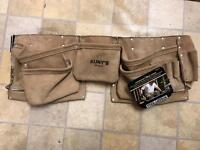 Kunys | 12 POCKET CONSTRUCTION WORK APRON NEW WITH TAGS