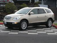 2008 Buick Enclave CXL TV-DVD/PANORAMIC ROOF