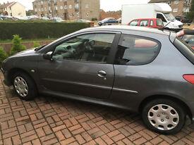 Peugeot 206 Look Cat D