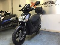 Kymco Agility City 125cc Automatic Scooter, Low Miles, Givi Back Box, ** Finance Available **