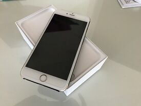 Nearly NEW Iphone 6s Plus GOLD 128gb Unlocked