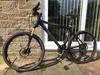 Cannondale SL 3 2012 Black Hardtail Mens Mountain Bike