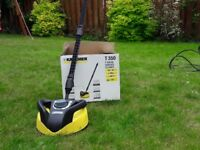 Karcher T350 T-Racer flat surface cleaner attachment