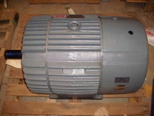 GE/GENERAL ELECTRIC 5K365SK933 SEVERE DUTY MOTOR 75 HP/18.75 HP 1775 RPM 460V