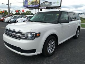 2013 FORD FLEX SE- SYNC, SECURITY SYSTEM, TELESCOPING STEERING,