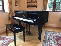 Steinway & Sons BOSTON GP178 grand piano - showroom condition