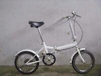 Folding bike 2687A