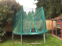 10ft trampoline-
