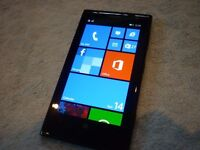 Nokia Lumia 1020 - 32GB - Black (Unlocked) - Windows 8.1 - 41MP camera