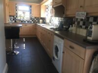 Entire Kitchen for Sale, including worktops and units