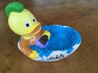 Edd the Duck Soap Dish