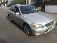 2001 Lexus is200 AUTOMATIC 5DOORS WITH MOT BARGAIN