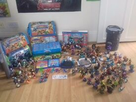 Huge skylander bundle for ps4