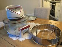 Halogen cook pot hardly used good condition