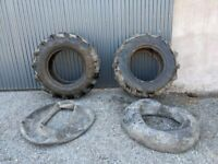 Tractor Tyres With Tubes