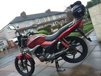 Kymco Pulsar S 125 2014 may swap px car 125cc Yamaha Honda Moped Scooter