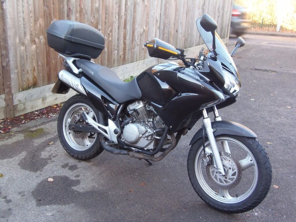 honda varadero xl 125 in north west london london gumtree. Black Bedroom Furniture Sets. Home Design Ideas