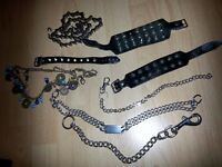 Assorted chains PUNK / GOTH