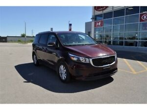 2018 Kia Sedona LX | Apple Carplay | Rearview Camera | Low KM