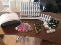 ORLY Gel nail salon start up