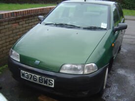 punto auto sx selecta 5 door owned last 8 years in leicester