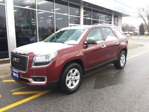 2015 GMC Acadia SLE Power Liftgate 7 Passenger Heated Seats