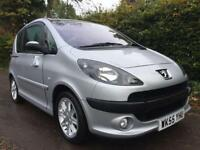 !!AUTOMATIC!!Peugeot 1007 Sport low miles,long mot