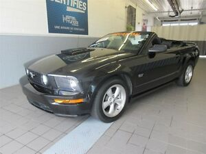 2007 Ford Mustang GTDECAPOTABLE