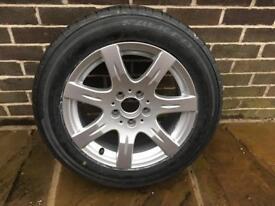 "Genuine Mercedes 16"" Alloy Wheel"