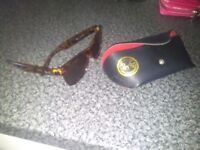 Sunglasses ray bands lady's