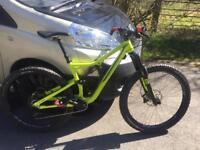 Specialized stumpjumper fsr elite mountain bike