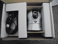 Sweex WC040 motor tracking webcam