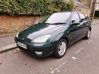 Ford Focus 1.6 Petrol Manual 2004 Quick sale