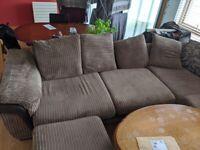 Spacious and Comfy large L shape sofa