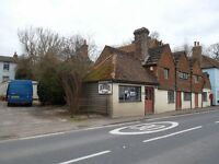 Former village shop / post office in Ockley, available for retail or small office space