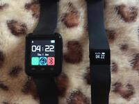 Smart watch and bracelet both for £20