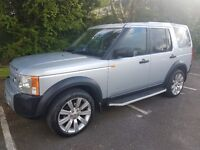 Landrover discovery 3 tdv6 7 seater manual & cash for px audi q7 or range rover sport