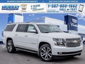 2017 Chevrolet Suburban **22 Wheels!  Max Trailering Package!**