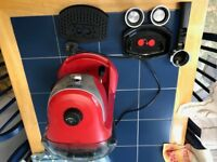 DeLonghi ECC221.R Traditional Pump Espresso Coffee Machine