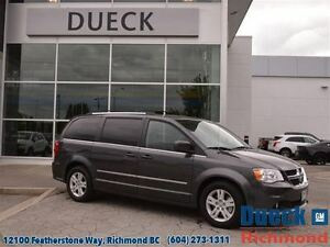 2016 Dodge Grand Caravan Crew Accident Free - LOW Mileage - Loca