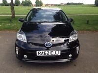 Toyota Prius 2012 Like New 1 Year MOT 1 Owner SAT NAV Reverse Camera - P/x welcome