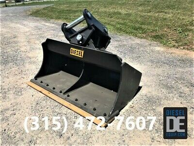 60 Tilt Excavator Bucket - 160cl Fits Cat 315316 Komatsu Pc160170