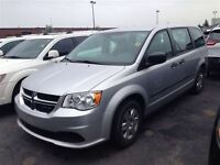 2011 Dodge Grand Caravan Canada Value Package
