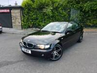 Bmw 320D 2.0 low mileage f.s.h
